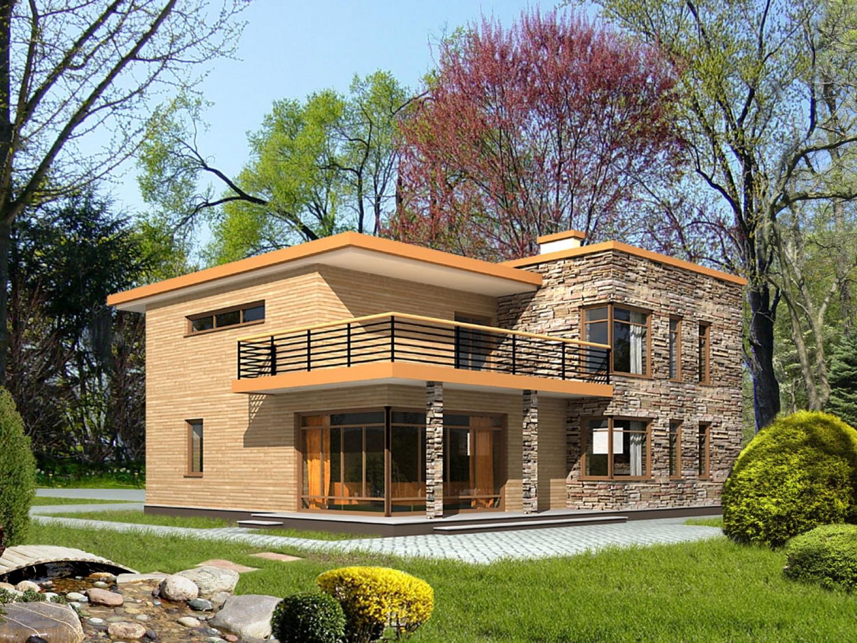 Mājas projekts Andris