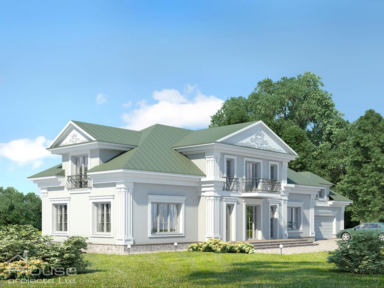 Mājas projekts Viktorija
