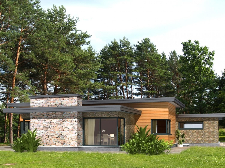 Mājas projekts Asta