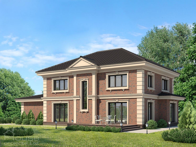 Mājas projekts Alberts