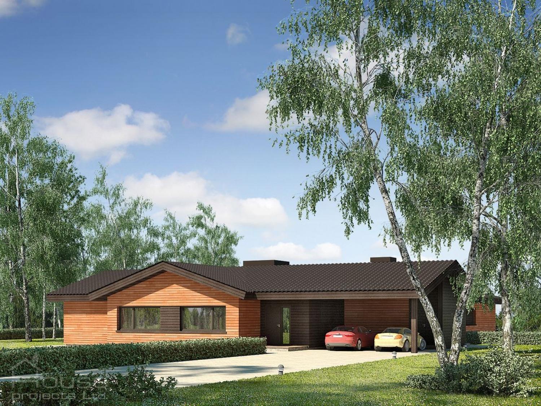 Mājas projekts Orinta