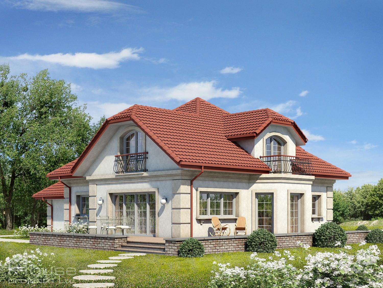 Mājas projekts Eleonora