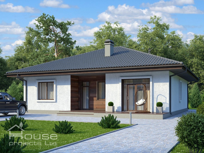 Mājas projekts Sniedze