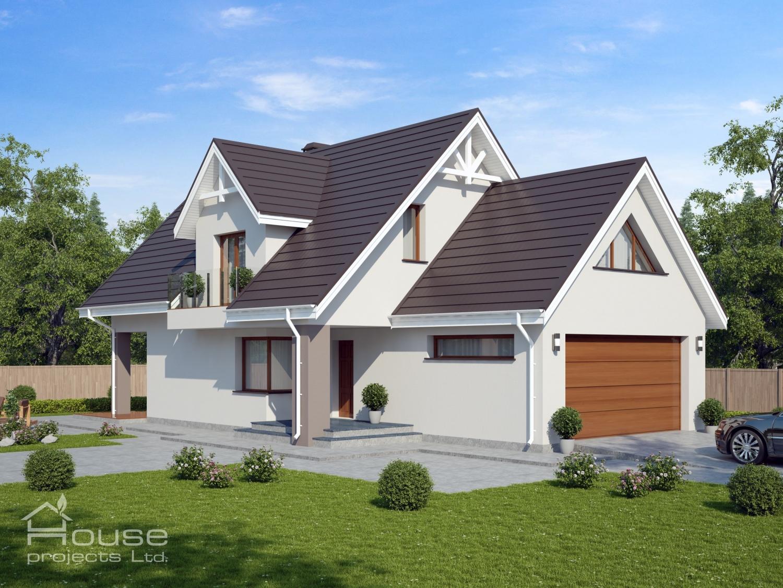 Mājas projekts Daina
